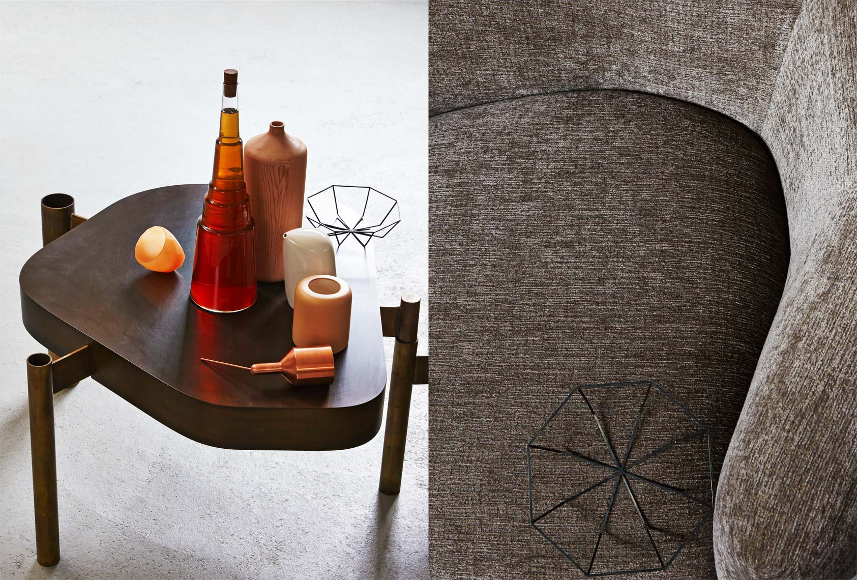 table, stillife, fabric